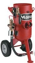 Marco 350LB and 650LB Easy-Fill Abrasive Blasters